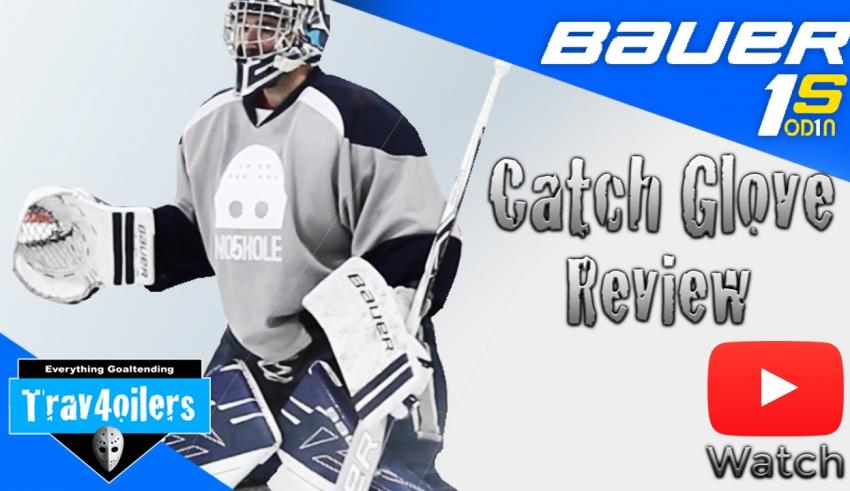 1d23e8e3456 Bauer Supreme 1S Catch Glove Review