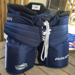 Bauer 1S Custom Goal Pants – Hockey Review HQ