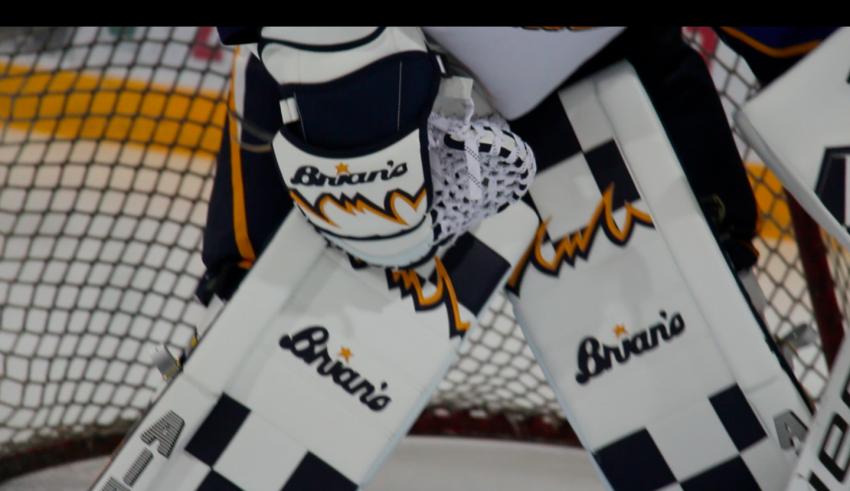 Brian S G Netik 3 Checkerboard Leg Pads Review Hockey Review Hq