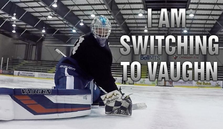 Vaughn Velocity V8 Review Hockey Review Hq
