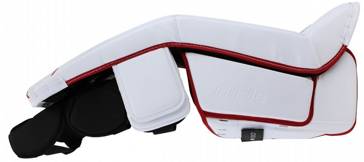 Bauer Supreme s190 Pad Review – Hockey Review HQ