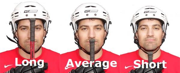 Hockey Stick Length Hockey Review Hq