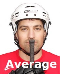 Hockey Stick Length Guide