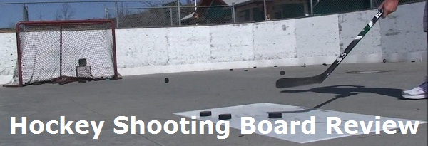 hockey shooting board review