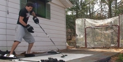 hockey slideboard review
