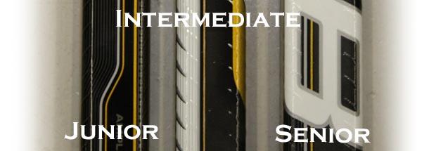 hockey stick shaft sizes