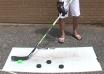 review hockey shooting board