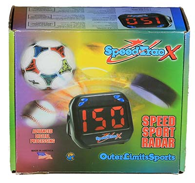Speed trac x radar gun